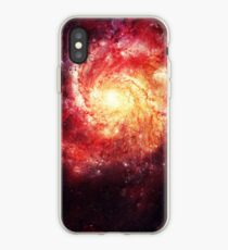 Deep Space Galaxy (Messier 101 Remix) iPhone-Hülle & Cover