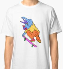 Skate Triceratops Classic T-Shirt