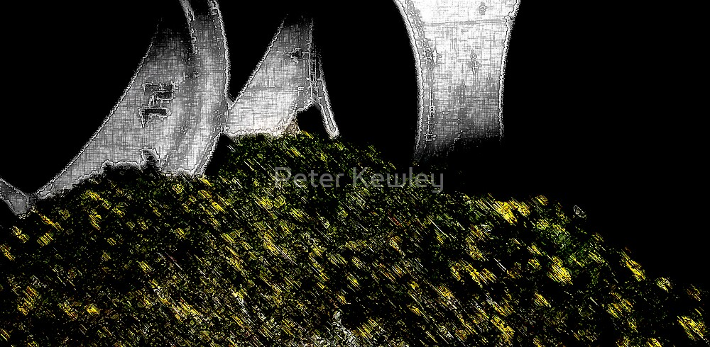 CONSTRUCTION #2 by Peter Kewley