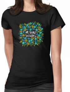 In Wine, There is Truth – Spring Palette Womens Fitted T-Shirt