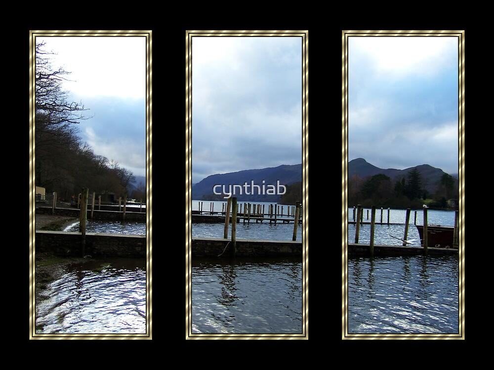 lakes by cynthiab