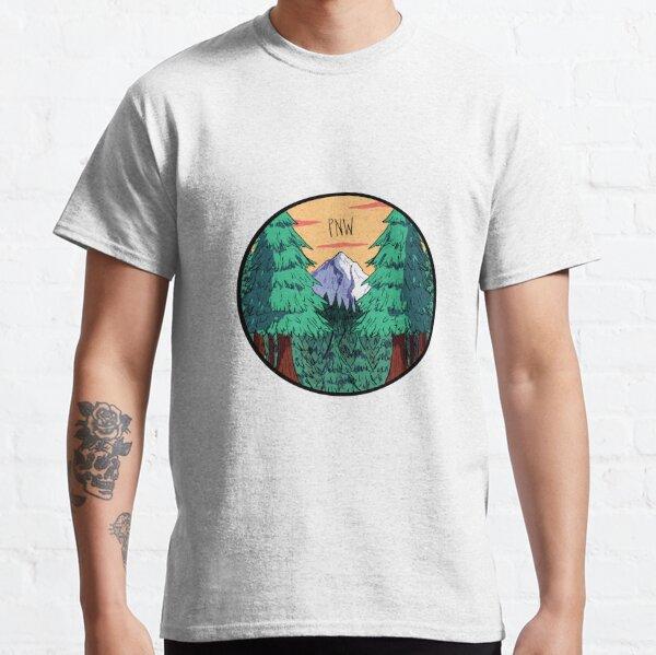 pnw rules Classic T-Shirt
