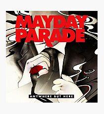 mayday parade dedeng4 Photographic Print