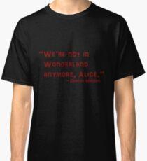 Charles Manson Quote Classic T-Shirt