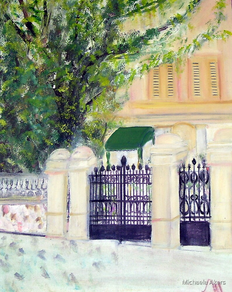 The Gatehouse by Michaela Akers