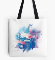 Triad - 30 Seconds to Mars Tote Bag