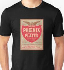 Phoenix Glass Plate Negatives Unisex T-Shirt
