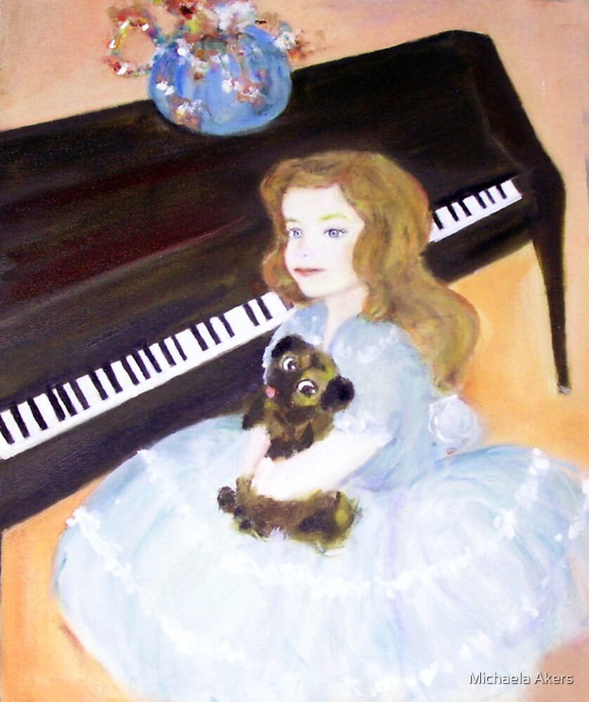 The Pianist by Michaela Akers
