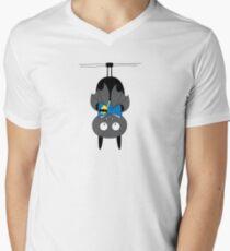Bat nerd Men's V-Neck T-Shirt