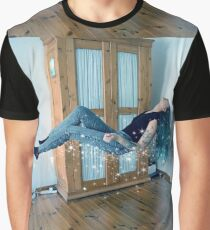 Emergency Exit Only Graphic T-Shirt