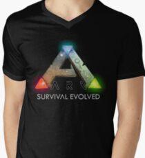 ark survival evolved Men's V-Neck T-Shirt