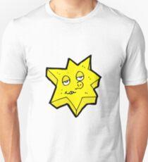 funny star cartoon character Unisex T-Shirt