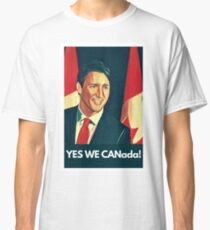 Yes We Canada!  Classic T-Shirt