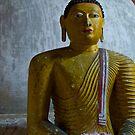 Sri Lanka - Buddha 1 by Adrian Rachele