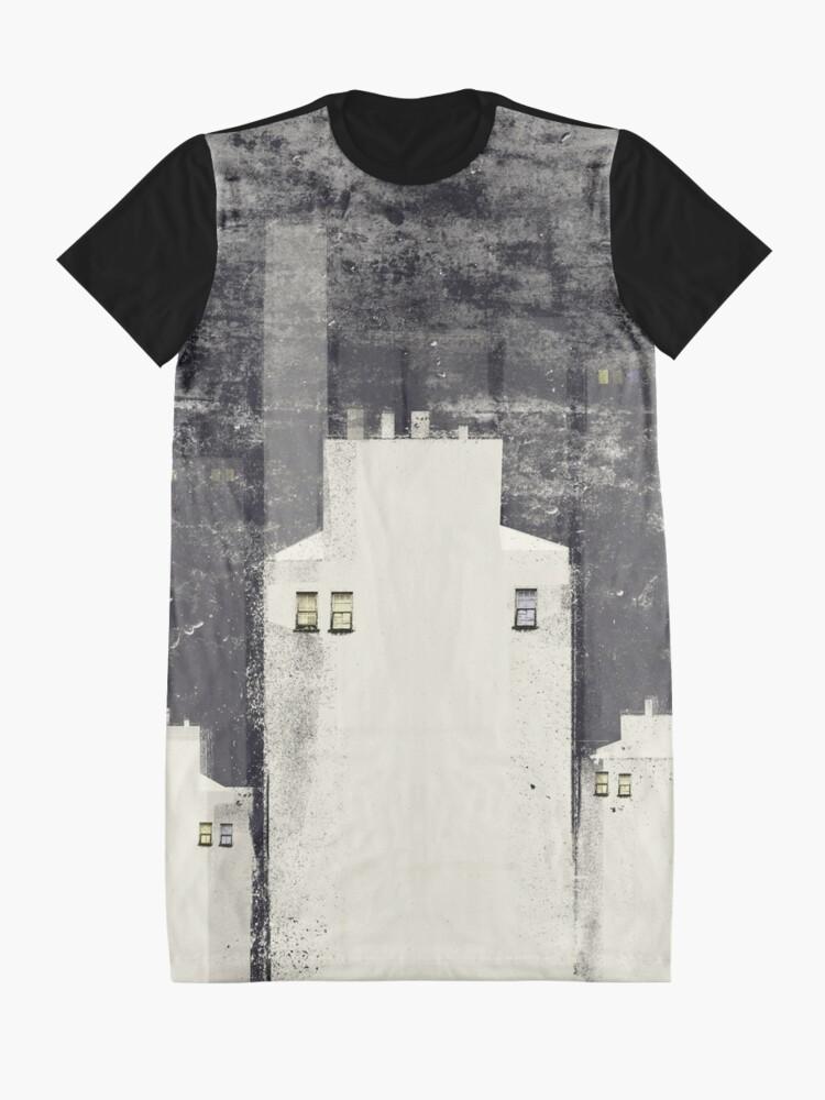 Alternate view of Glasgow Graphic T-Shirt Dress