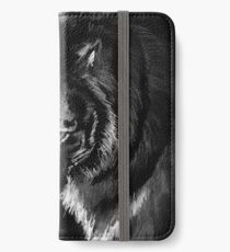 Tiger B & N, featured in Back in Black iPhone Wallet/Case/Skin
