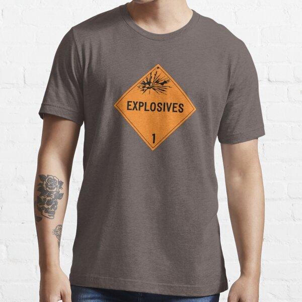HAZMAT Class 1: Explosives Essential T-Shirt