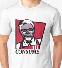 KFC Sie leben Slim Fit T-Shirt