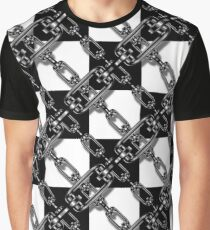 Chess in Chains Graphic T-Shirt