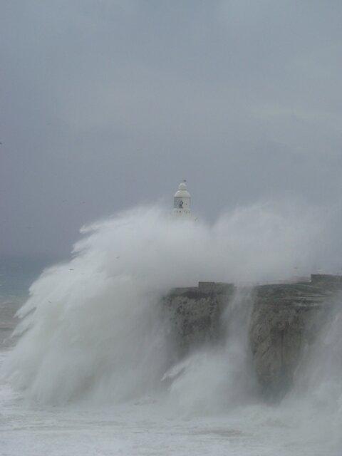 lighthouse by adler