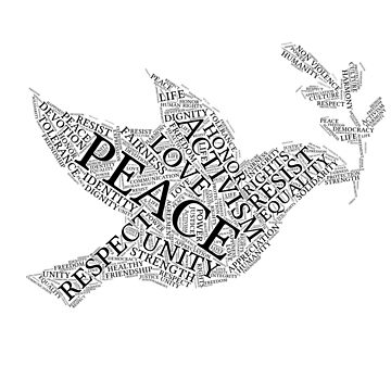 Peace Dove by Jessamee