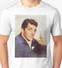 Dean Martin, Vintage Hollywood Legend Unisex T-Shirt