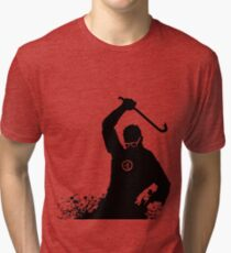 Gordon freeman Tri-blend T-Shirt