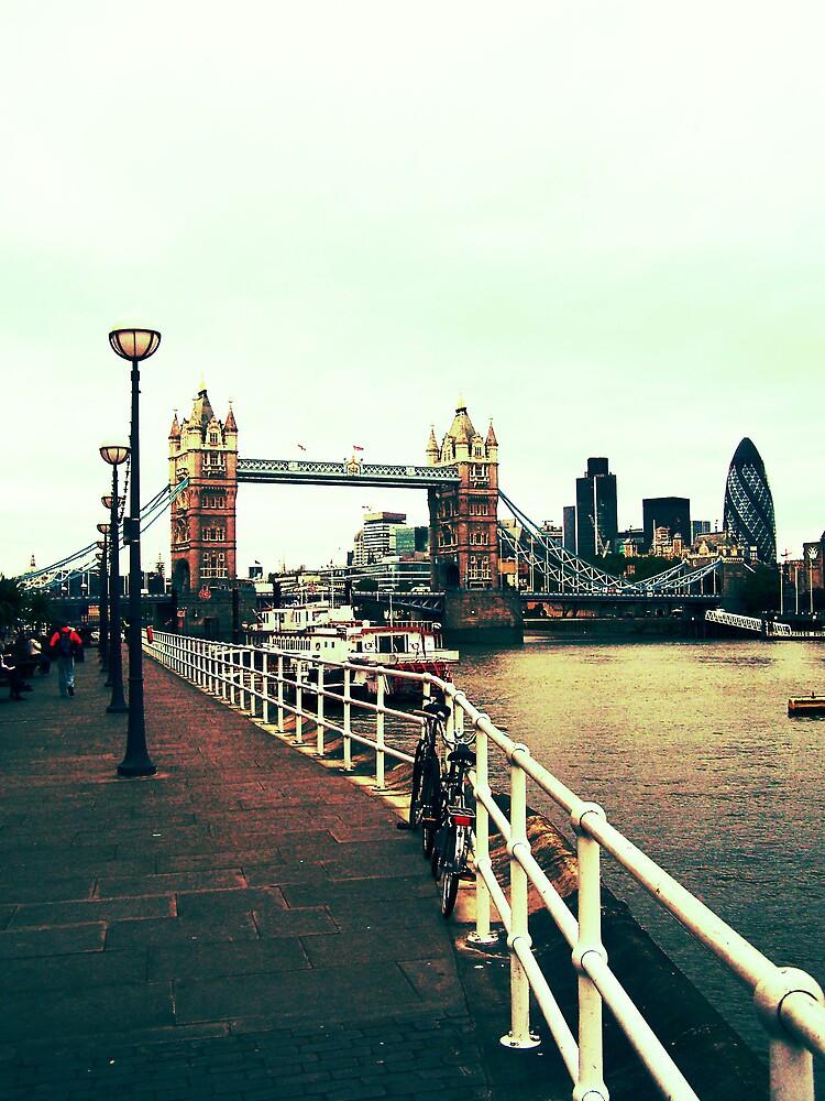 London by Faizan Qureshi