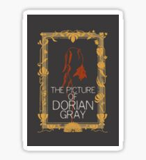 BOOKS COLLECTION: The Picture of Dorian Gray Sticker