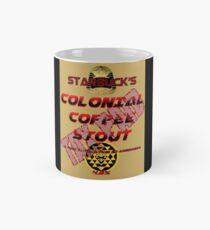 Starbuck's Colonial Coffee Stout Mug