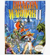 Dragon Warrior 2 Poster