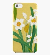 Daffodils from Amphai iPhone 5c Case