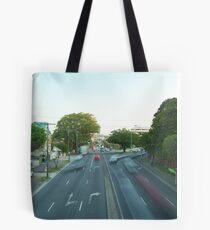 Traffic. Tote Bag