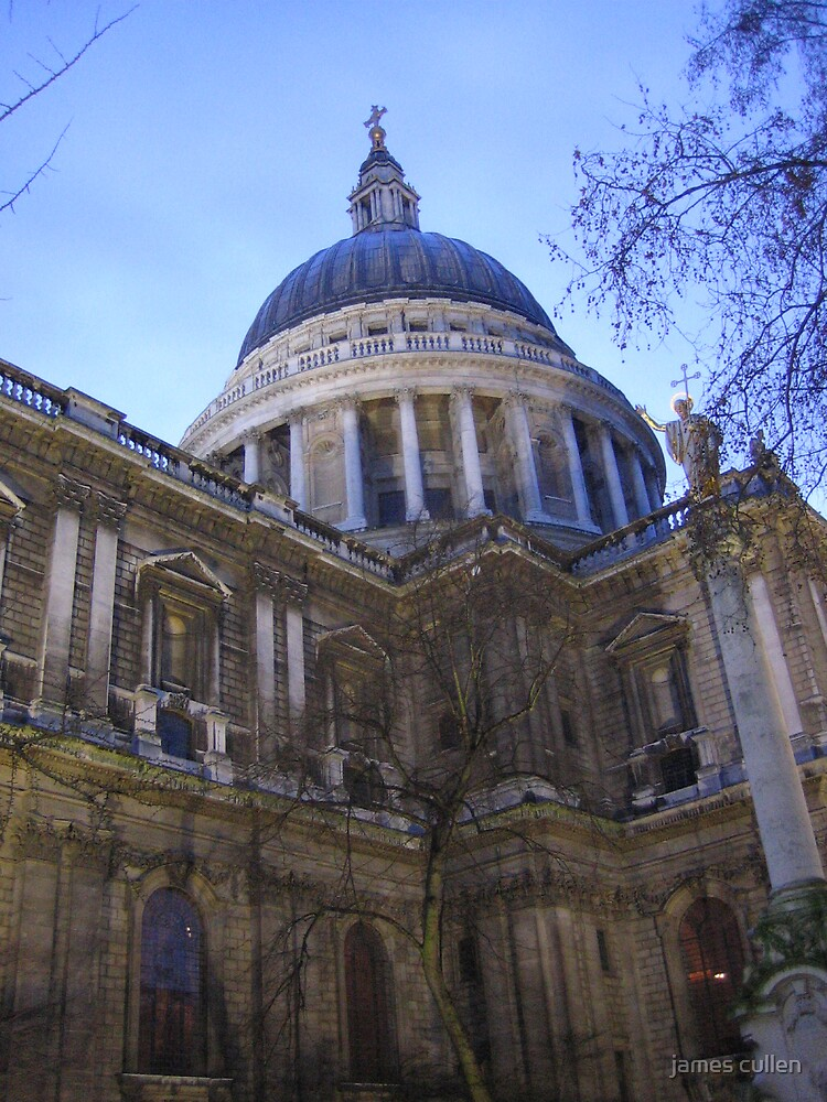 ST PAULS by james cullen