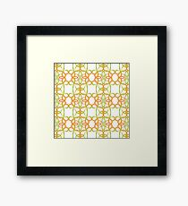 Graphic C12 Framed Print