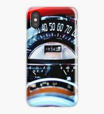 Pontiac 1954 Dash iPhone Case/Skin