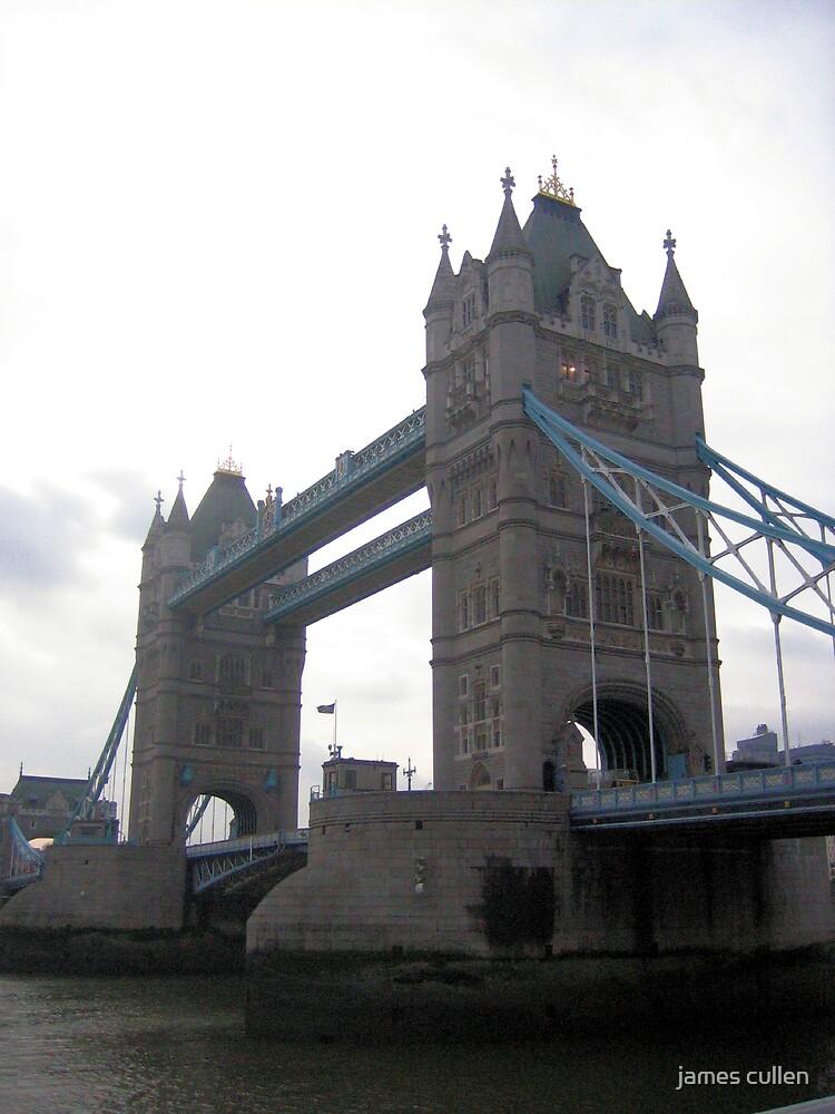 TOWER BRIDGE by james cullen