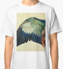 Albrecht Durer - Wing Of A Blue Roller Classic T-Shirt