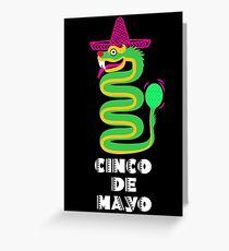 Cinco de Mayo! Greeting Card