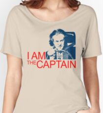 I Am the Captain Women's Relaxed Fit T-Shirt