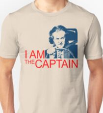 I Am the Captain Unisex T-Shirt
