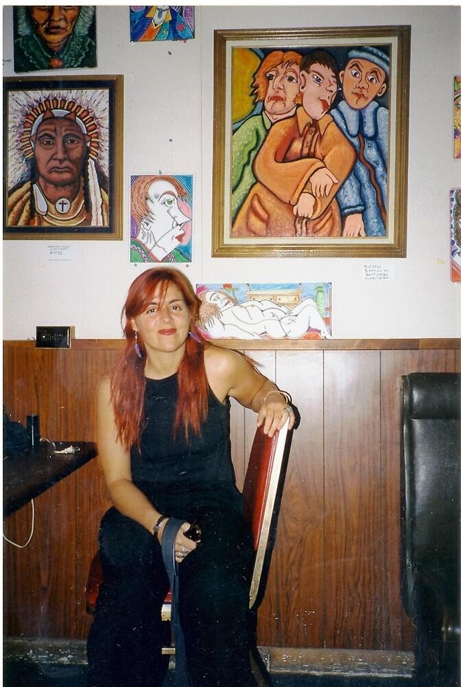 my art /n/ spanish lady by madvlad