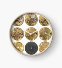 Clockwork mechanism Clock