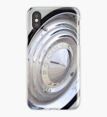 Pontiac 1954 Wheel iPhone Case/Skin