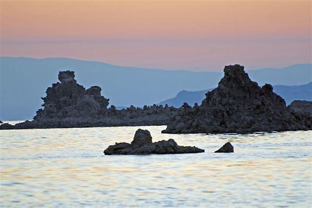 Tufa Sunrise at Mono Lake by raptrlvr