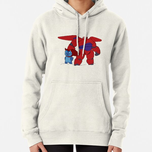 BIG HERO AND STITCH Pullover Hoodie