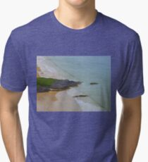 Ebb And Flow......................................Ireland Tri-blend T-Shirt