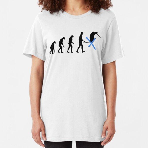 Evolution Ski Slim Fit T-Shirt