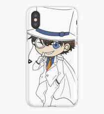 Kaito Kid Chibi iPhone Case/Skin