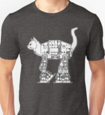 Star Wars - Cat-Cat Imperal Walker Unisex T-Shirt